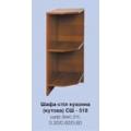 Шкаф-стол открытый СШ-518