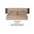 Кровать двуспальная КТ-657