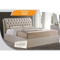 Мягкая кровать Лофт