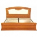 Кровать двуспальная КТ-659 Люкс