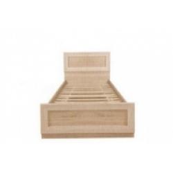 Кровать односпальная КТ-677